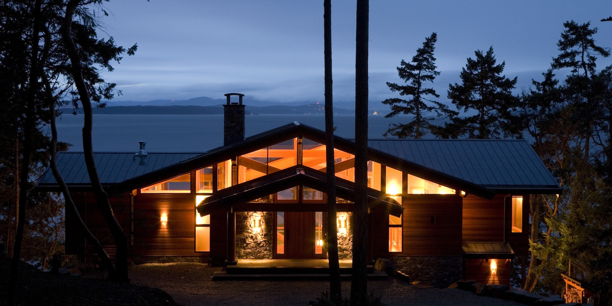 Artisan Homes Southern Gulf Islands built by Dave Dandeneau